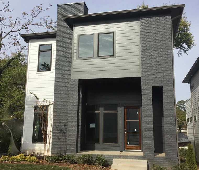 New Construction Homes in 12 South Nashville
