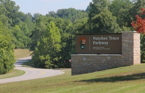 Go for a drive Natchez Trace Parkway Leipers Fork