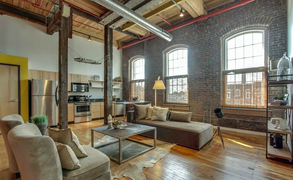 Werthan Loft Condos For Sale Germantown Nashville TN