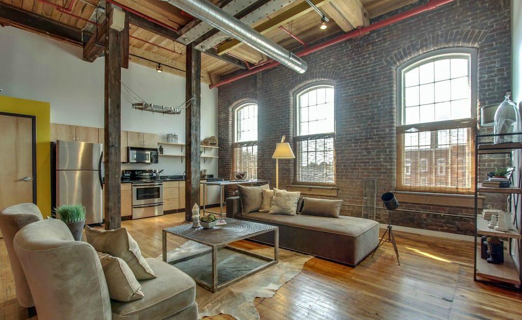 Werthan Loft Condos For Sale Germantown Nashville TN
