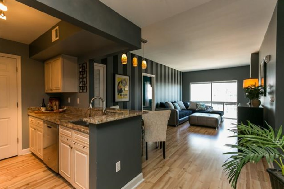 Cumberland Penthouses For Sale Downtown Nashville