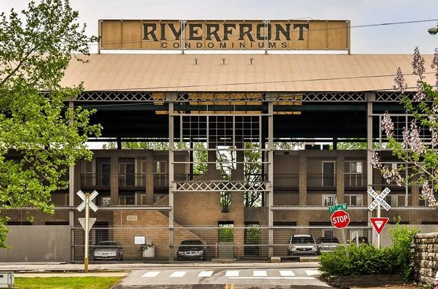 Riverfront Condos For Sale Downtown Nashville