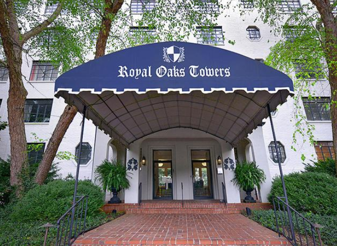 Royal Oaks Towers Condos for Sale