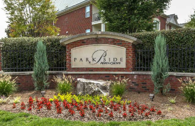 Parkside at Aspen Grove Townhomes For Sale Franklin TN