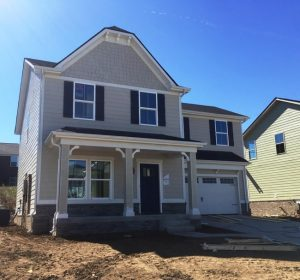 Spring Hill New Construction Homes