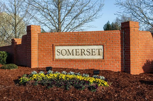 Homes For Sale Somerset Estate Subdivision Brentwood TN