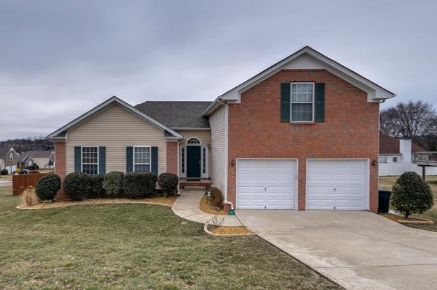 Haynes Crossing Subdivision Homes For Sale Spring Hill TN