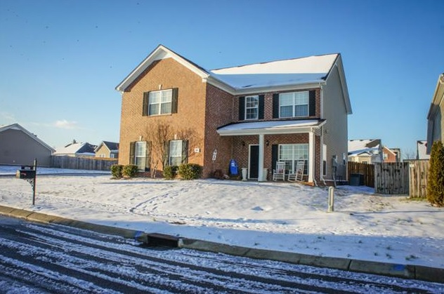 Meadowbrook Subdivision Homes For Sale Spring Hill TN