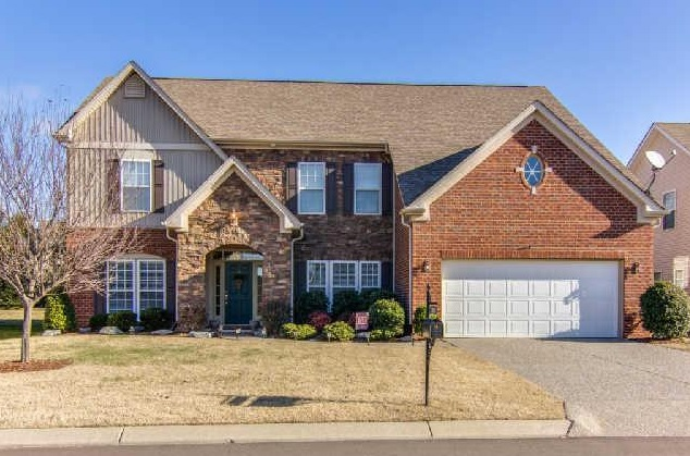 Reserve At Port Royal Subdivision Homes For Sale Spring Hill TN