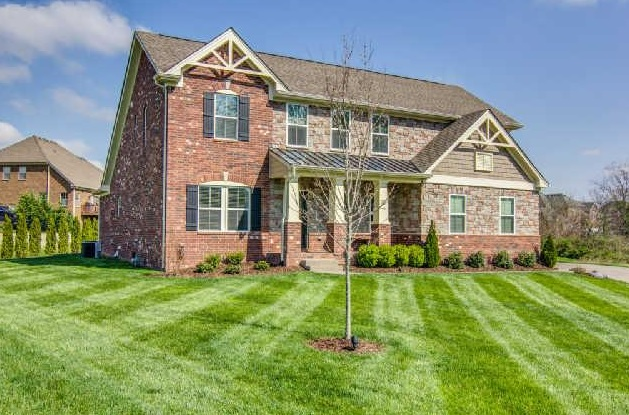 Campbell Station Subdivision Homes For Sale Spring Hill TN