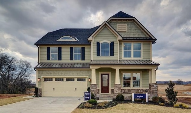 Copper Ridge Subdivision Homes For Sale Spring Hill TN