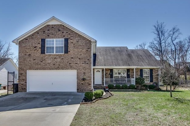 Pipkin Hills Subdivision Homes For Sale Spring Hill TN
