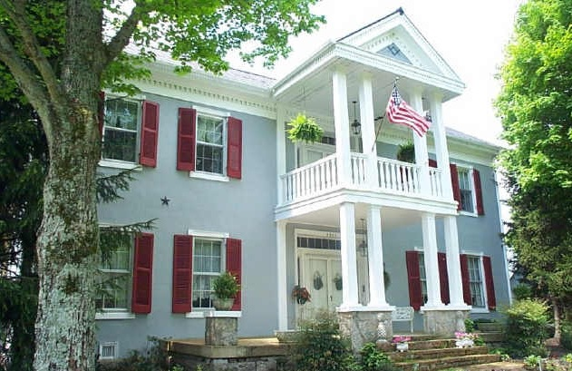 Historic homes for sale middle tennessee for Historic homes for sale in tennessee