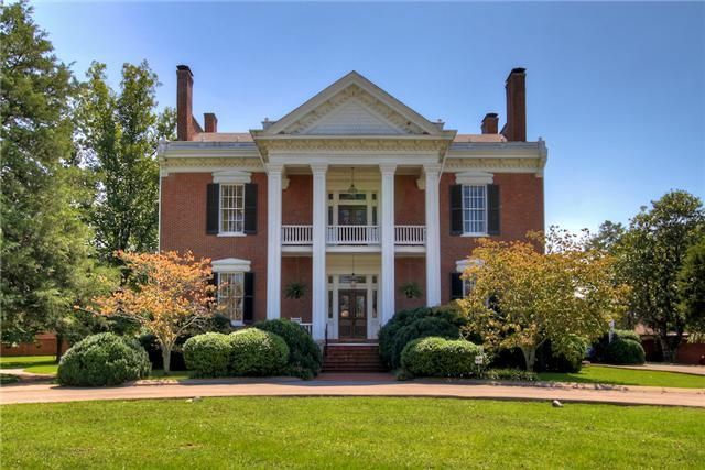 Nashville homes for sale for Historic homes for sale in tennessee