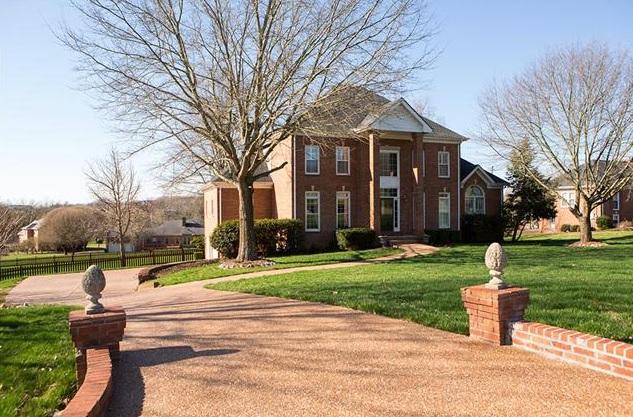 Homes For Sale in Crosspointe Subdivision Hendersonville TN