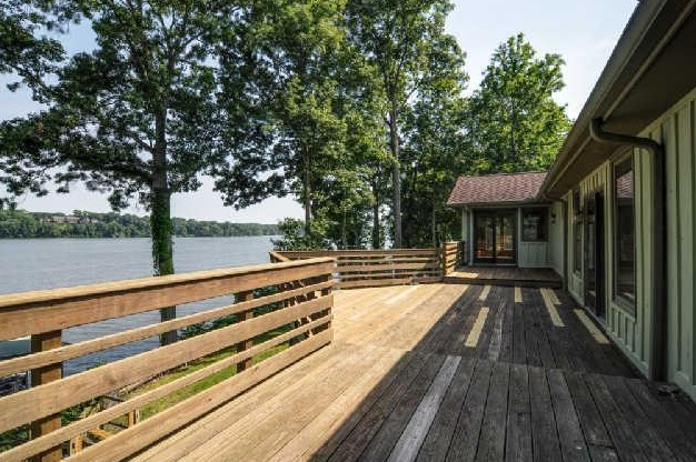 Waterfront Property Hendersonville TN