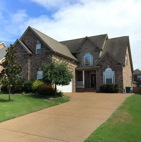 Stonehollow Subdivision Homes for Sale Mount Juliet TN