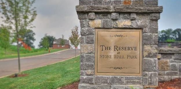 The Reserve At Stone Hall Park Subdivision Homes For Sale Hermitage TN