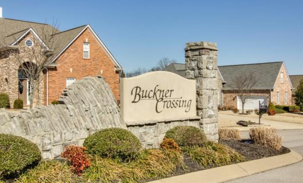 Buckner Crossing Subdivision Homes For Sale Spring Hill TN