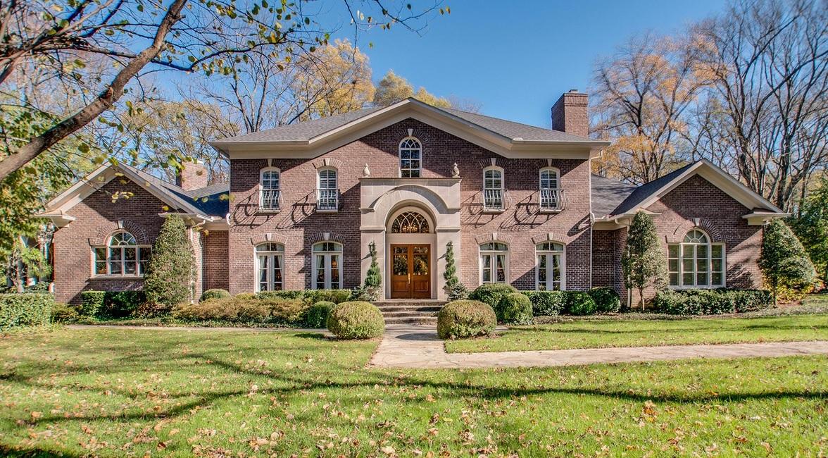 Homes for Sale on Overton Road Nashville TN