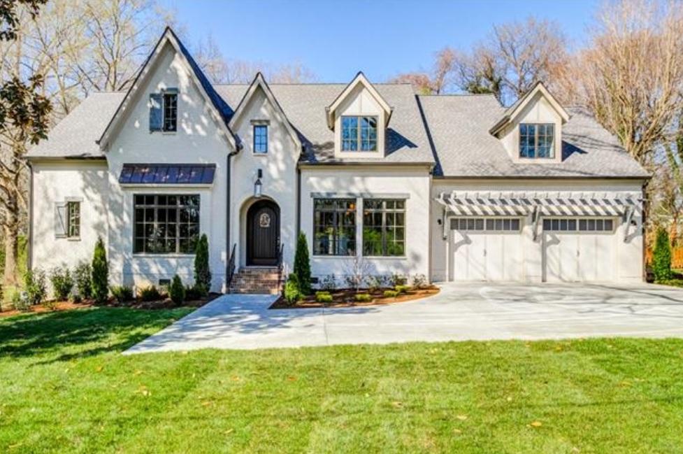 12 South Houses With Big Garages Nashville Home Guru