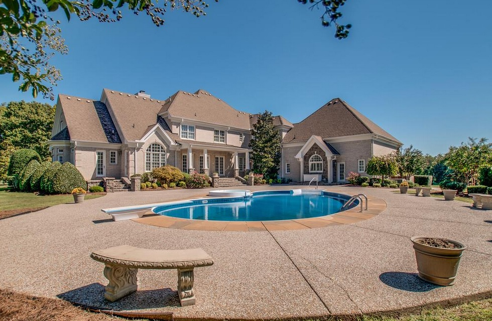 Fairview Homes With Pools Nashville Home Guru