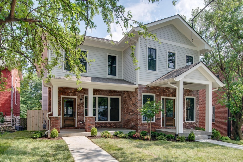 Fatherland Street Homes For Sale Nashville TN 37206