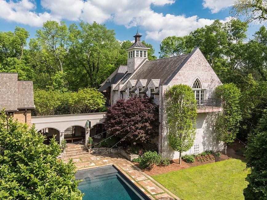Green Hills Homes Swimming Pools | Nashville Home Guru