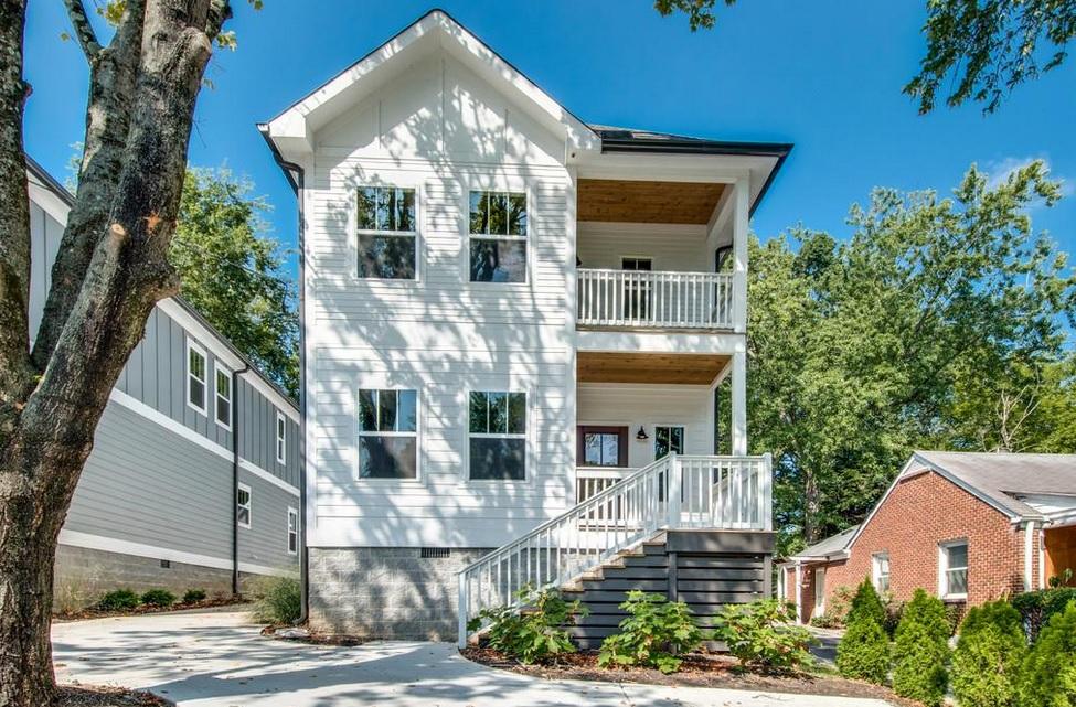 Homes For Sale On Harwood Drive Nashville TN