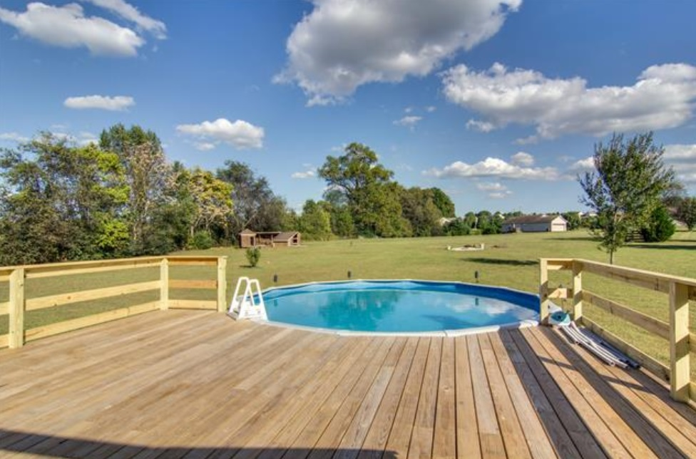 Spring Hill Homes With A Pool Nashville Home Guru