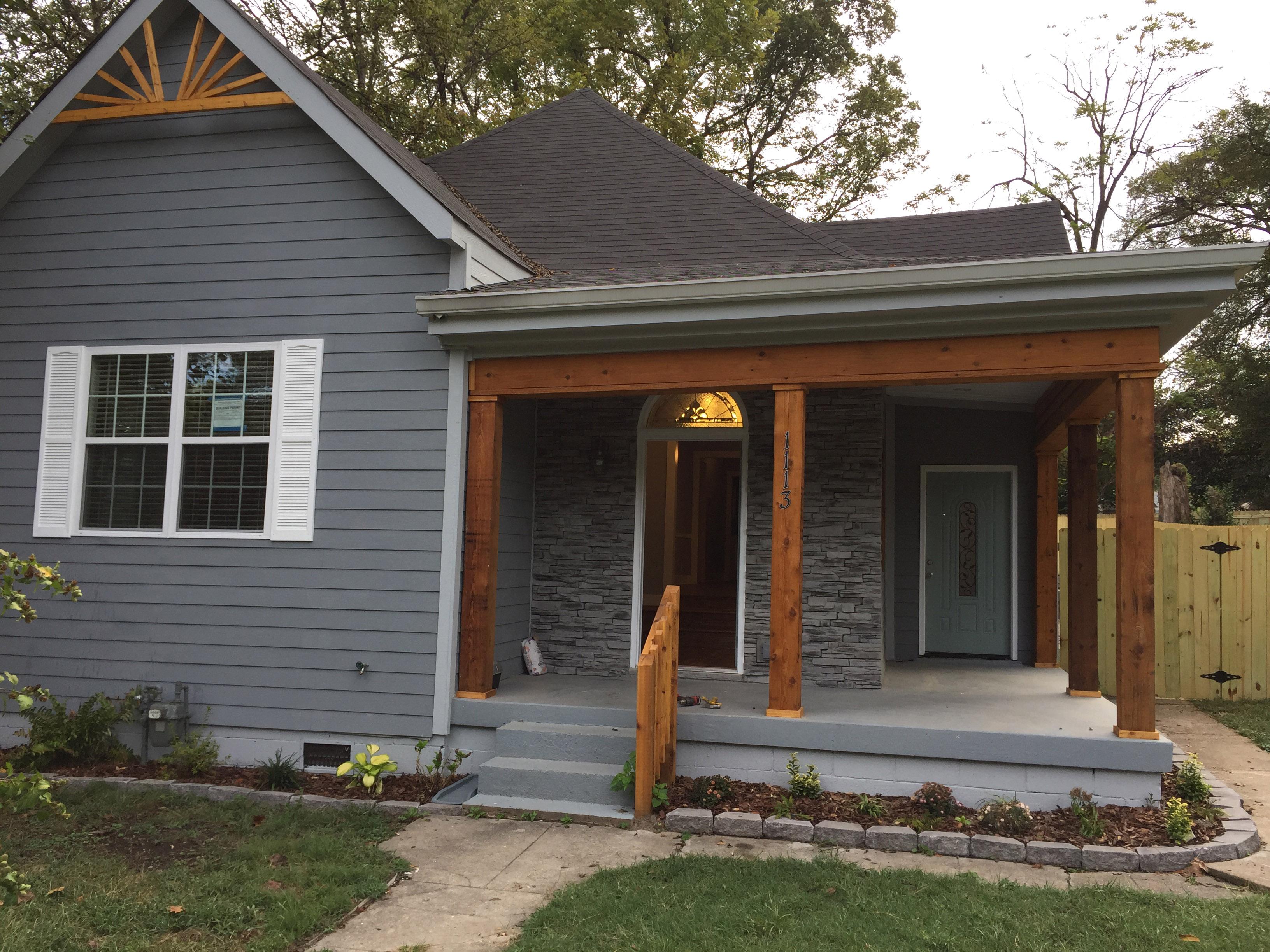 East Nashville New Construction Homes For Sale