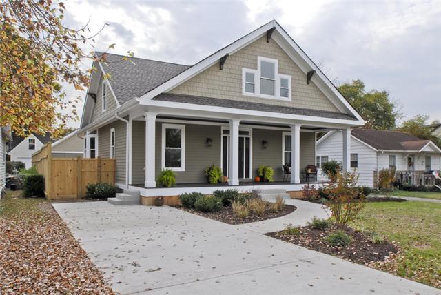 Sylvan park new construction homes nashville tn Nashville tn home builders