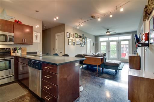 District Lofts Open Houses in Nashville TN