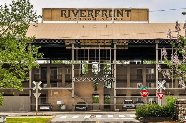 Riverfront Condos Nashville