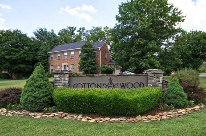 Cottonwood Estates Franklin TN