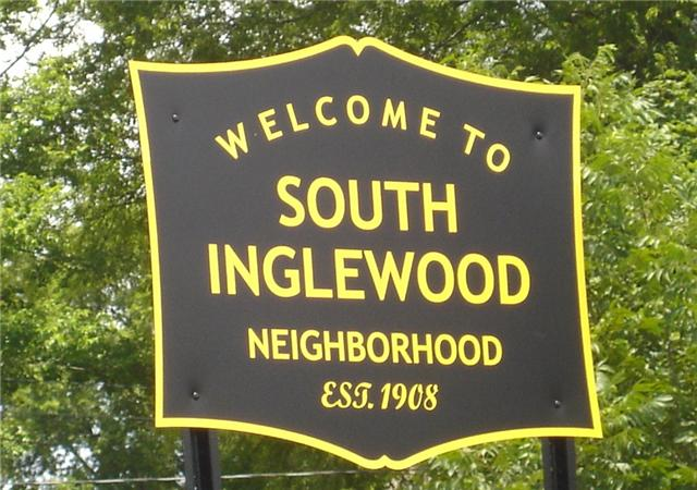 Inglewood East Nashville