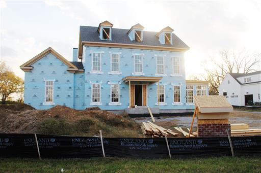 new construction properties for sale in Franklin TN