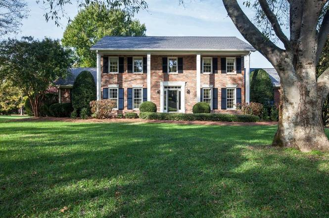 Foxboro Estates Subdivision Homes For Sale Brentwood TN