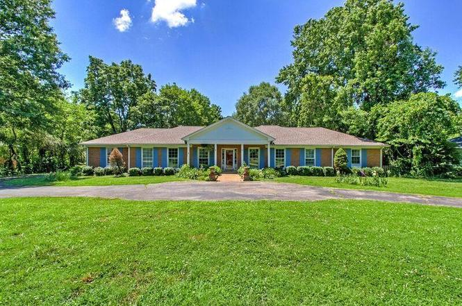 Meadow Lake Subdivision Homes For Sale Brentwood TN