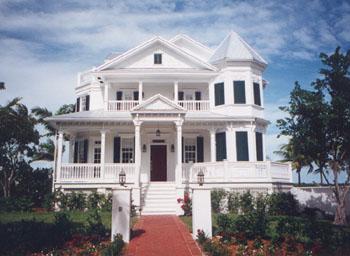 Victorian Homes Near Nashville TN