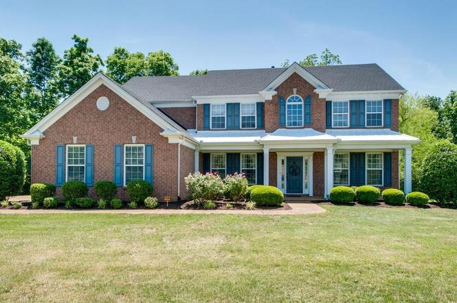 Williams Grove Subdivision Homes For Sale Brentwood TN