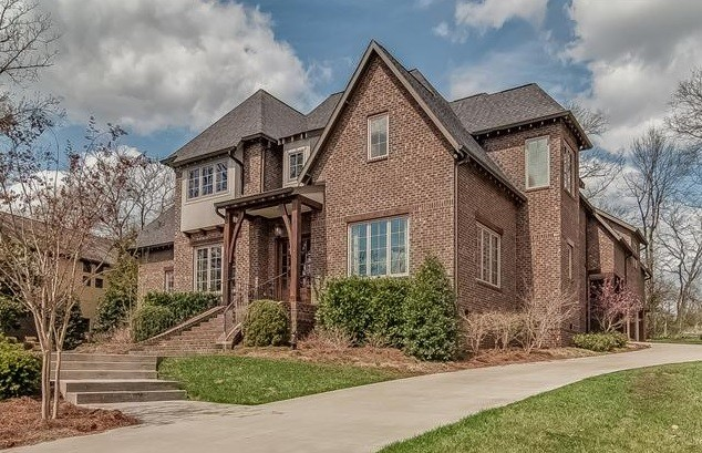 Hillmont Commons Luxury Homes Nashville