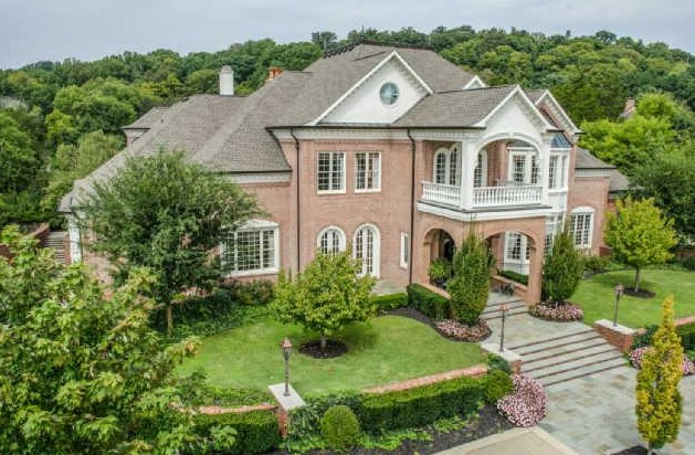 Nashville Million Dollar Homes