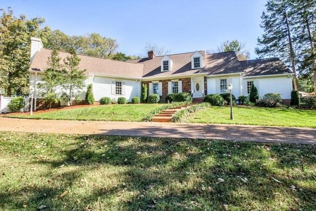 Hendersonville Million Dollar Homes