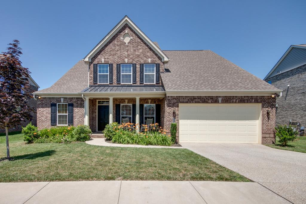 Homes For Sale In The Ridge Subdivision Nolensville TN