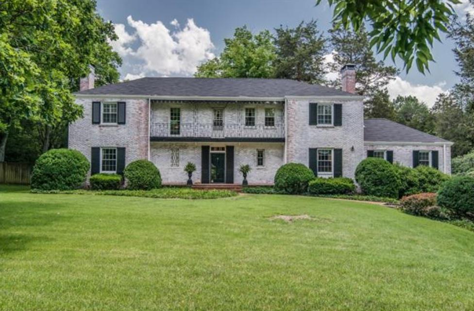 Oak Hill Historic Homes Nashville Home Guru