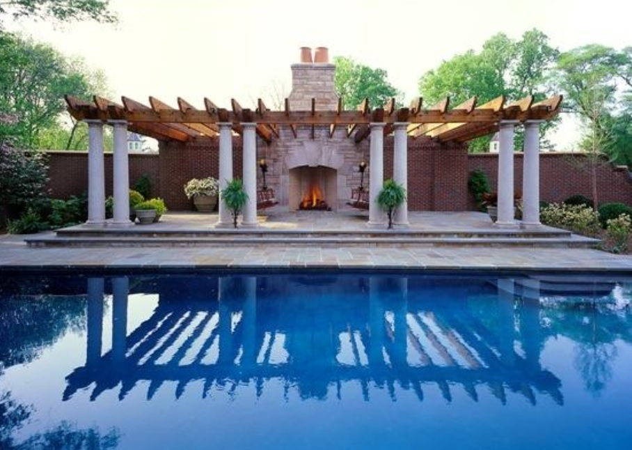 12 South Homes With Swimming Pools Nashville Home Guru