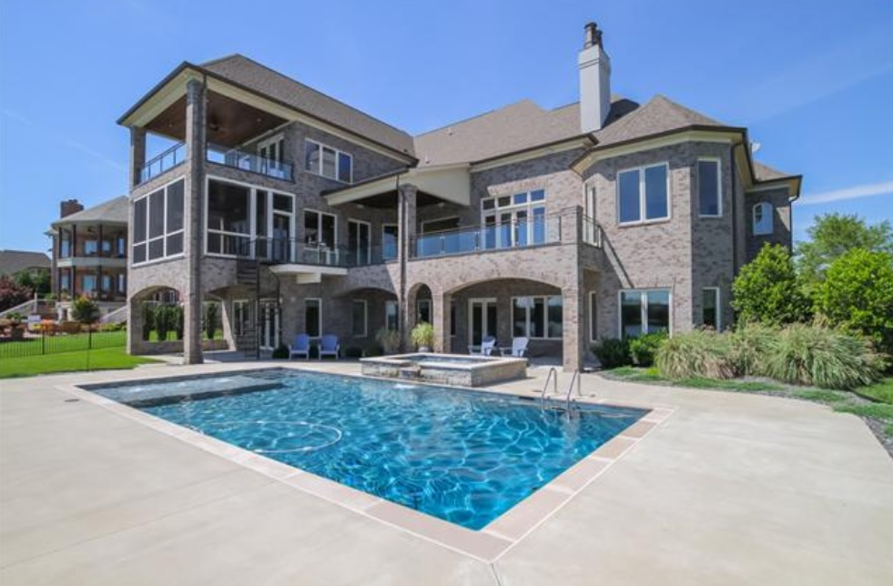 Gallatin Homes Swimming Pools Nashville Home Guru