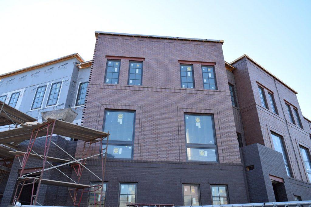 The Jenkins Development Near Belmont University