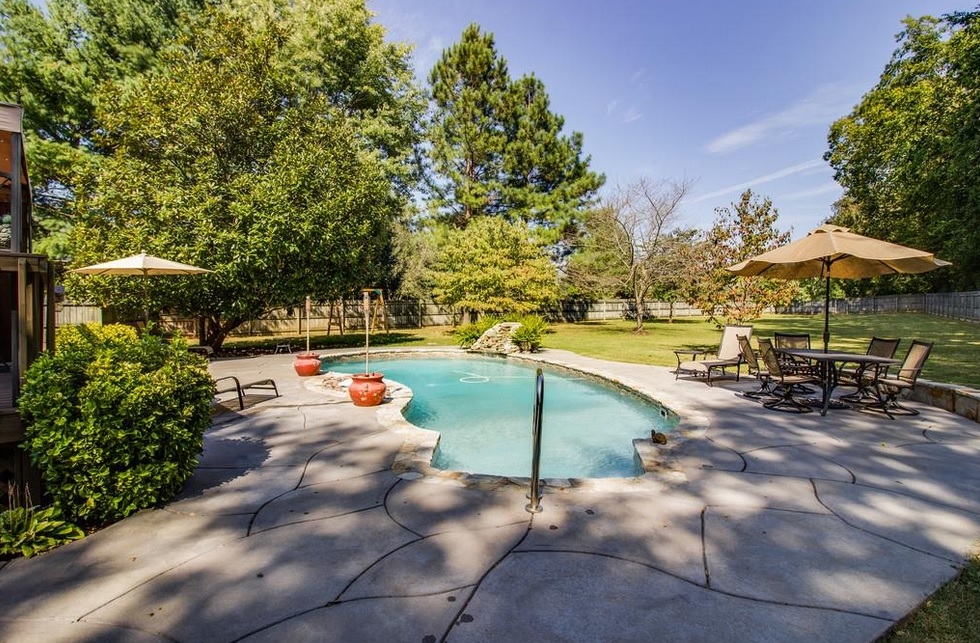 Franklin Homes Swimming Pools Nashville Home Guru